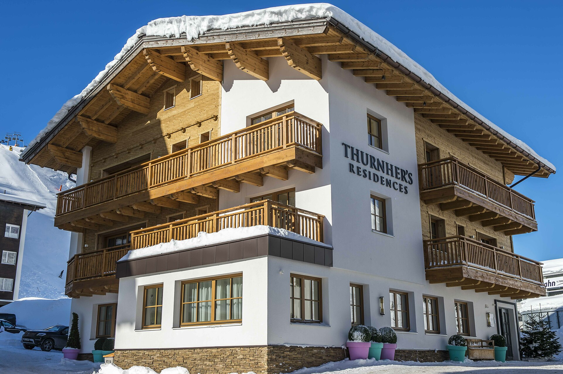 Thurnher's Residences Aussen