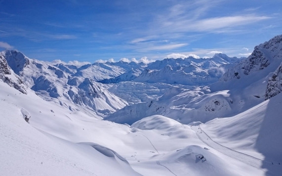 berge schnee angebote