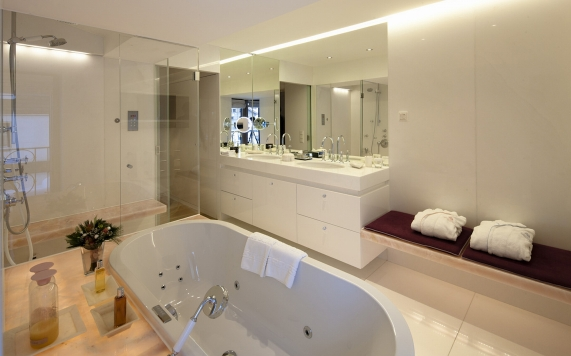 Badezimmer Spa Suite