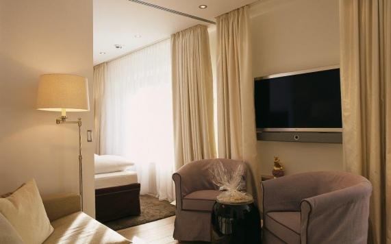 Wohnzimmer Spa Suite
