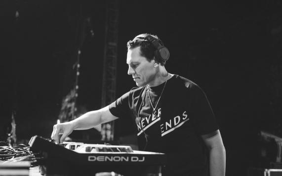 DJ Tiesto in Zürs