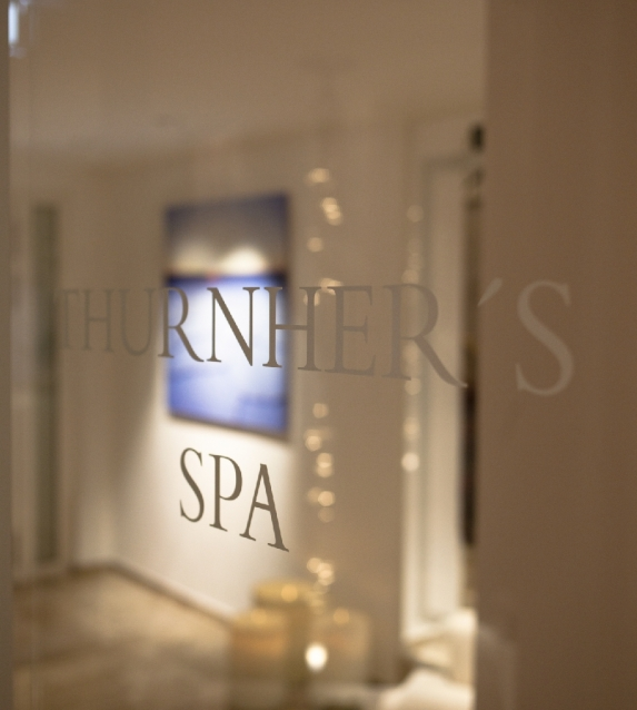 Thurnher's Spa Entrance