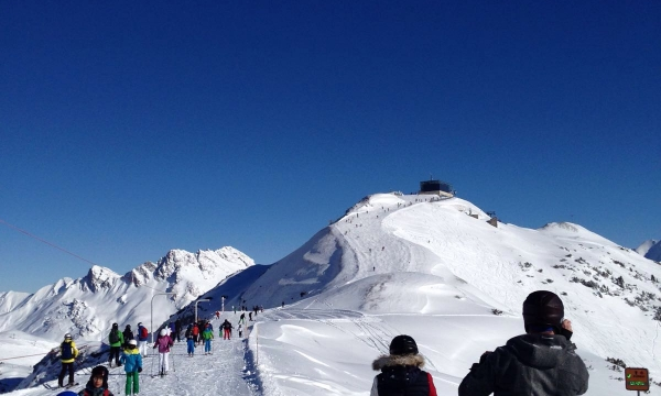 ski berg